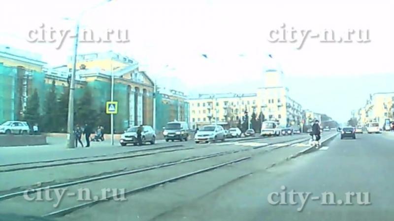 ДТП, наезд, Новокузнецк