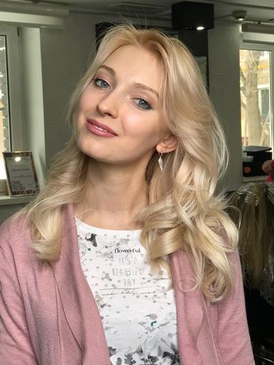 Виктория Берг