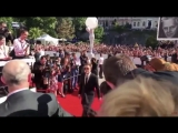 Robert Pattinson on the red carpet @kviffest, 07.07.2018