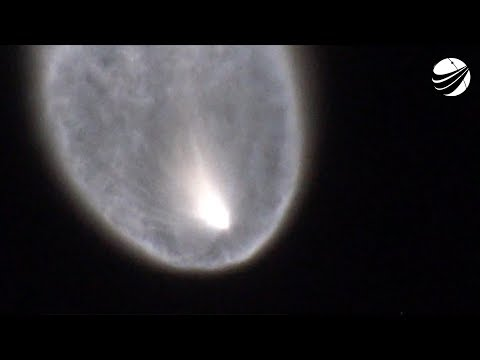 SpaceX - Early Morning Light Show - CRS-15 - 06-29-2018