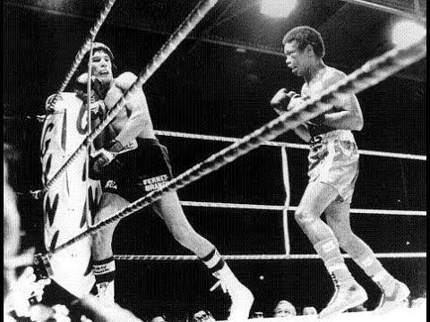 Carlos Monzon Dropped - Beats Rodrigo Valdes - July 30, 1977 Retains Crown