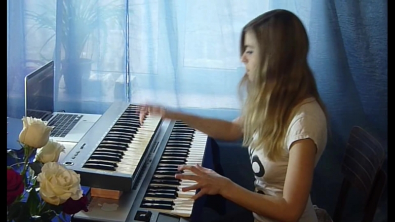 Ленинград - Экспонат (keyboard cover)