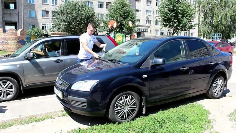 Луховичан предупредили об ответственности за парковку на газонах и детских площадках видео