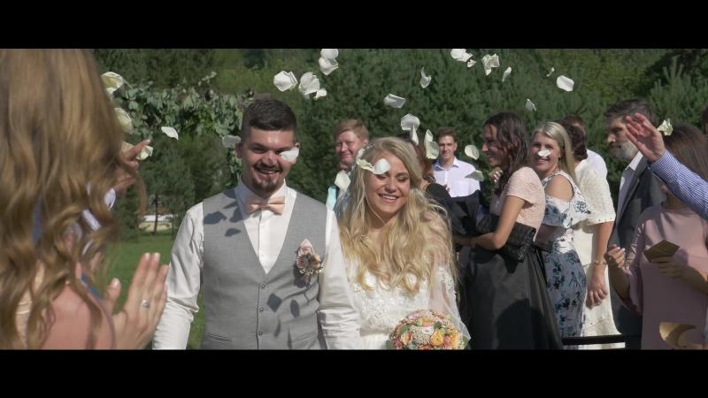 Дарим живые эмоции! Свадьба Сережи и Маши Дудиных