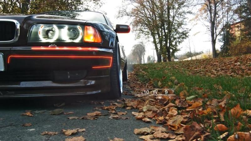 BMW E38 740iL | Slovakia Stance