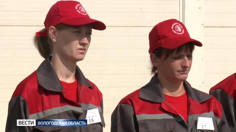 В Тотемском районе подвели итоги конкурса операторов машинного доения