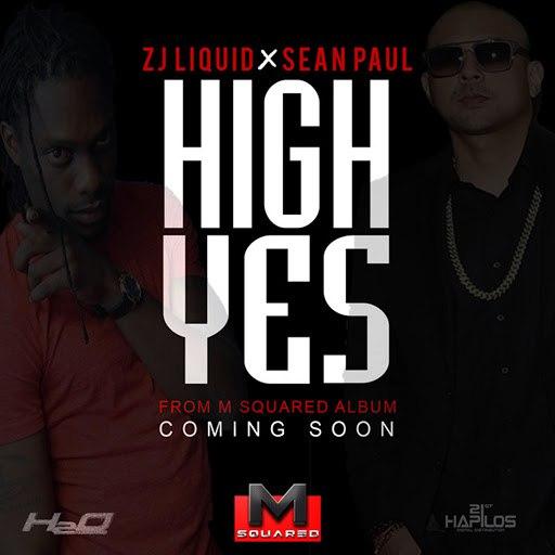 Sean Paul альбом High Yes