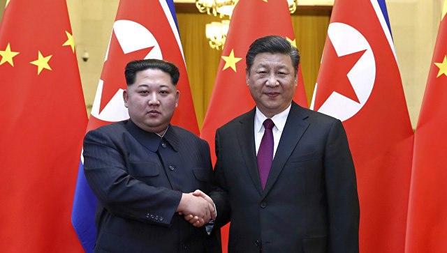 Неожиданные подробности встречи Ким Чен Ына с Си Цзиньпином