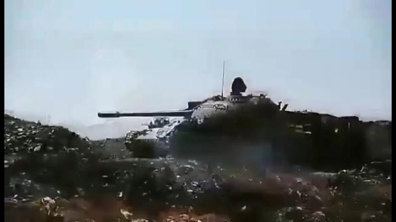 САА ведет бои в районе города Эль-Хаджар-эль-Асвад
