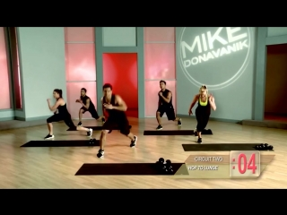 Mike Donavanik - Metabolic Сonditioning. Workout 1