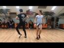Marta Khanna and Ruben Lee social Dance