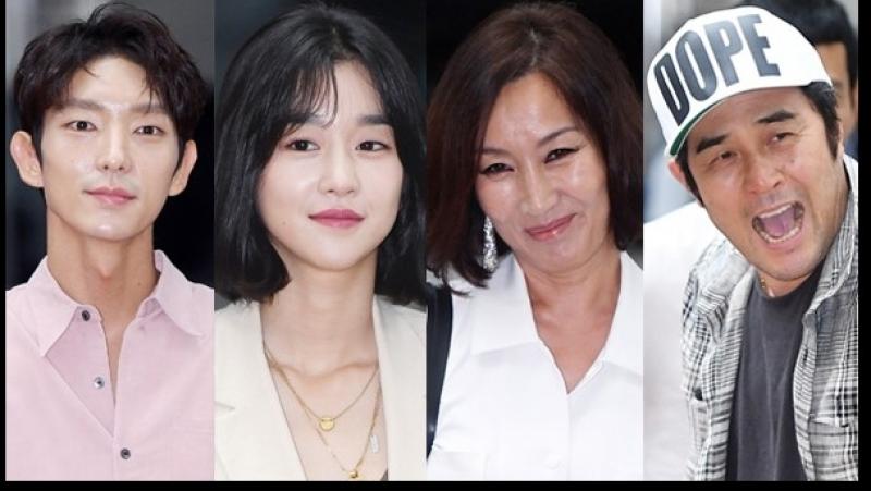 20180702 Wrap Up Dinner Party Lawless Lawyer 이준기-서예지-이혜영-최민수, 무법 변호사 종방연 현장!