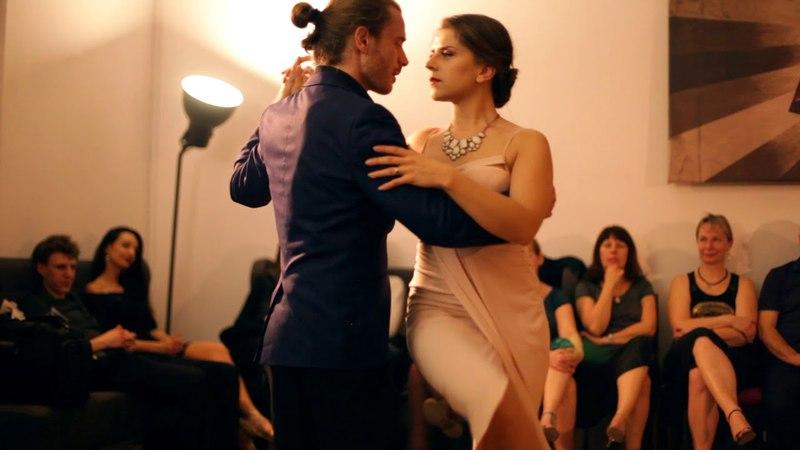 Tymoteusz Agnieszka tango Buscandote El Abrazo