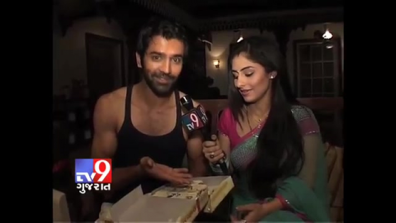 Tv9 Gujarat Shravanji got the job in Toh baat hamari pakki hai serial