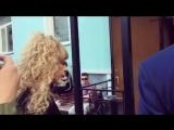 Алла Пугачёва приехала на запись интервью с Олегом Меньшиковым (29.05.2018)