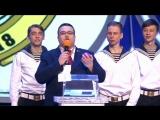 Морская Академия  - Музыкалка | КВН 2018 Высшая лига - Первая 1/4 финала