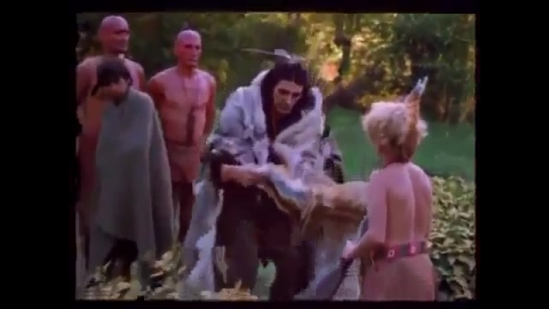 Союз племени ирокезов Фильм про индейцев Вестерн