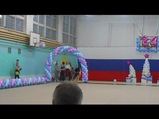 Вика Онучина 2011 г Северодвинск часть 2