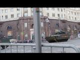 Москва репетиция парада 9 мая