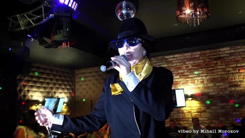 Виагра Тихоновна. Выступление в fashion-bar SkaZka (Lipetsk)