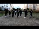 Классный танец подростков