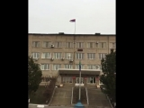 Над зданием городской администрации в Приморском крае гордо реет флаг Республики Сербской