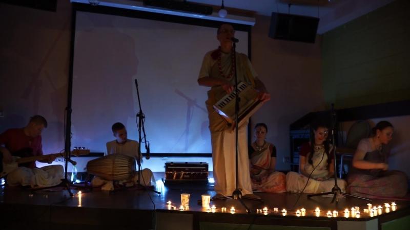 MANTRA YOGA / Krishna Mishra das / Jaya Radha Madhava/ Челябинск