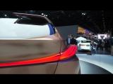 Прощай, скомканная бумажка – концепт Lexus LF-1 Limitless __ Детройт 2018