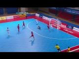 Футзал-2018. Чемпионат Азии. В2. Таджикистан - Узбекистан (2-4)