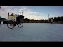 Зимний ДРИФТ на BIKE On ice