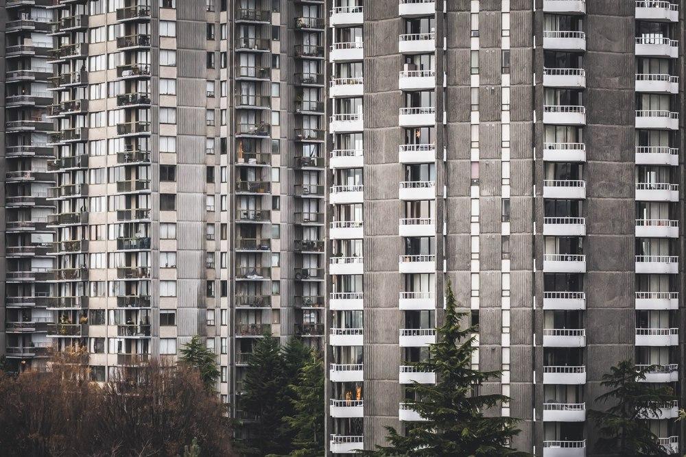 Городские фасады