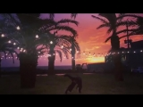 SOUTHTHTH 180612 - - Taehyun shares a video dancing by the sunset video has no sound - -
