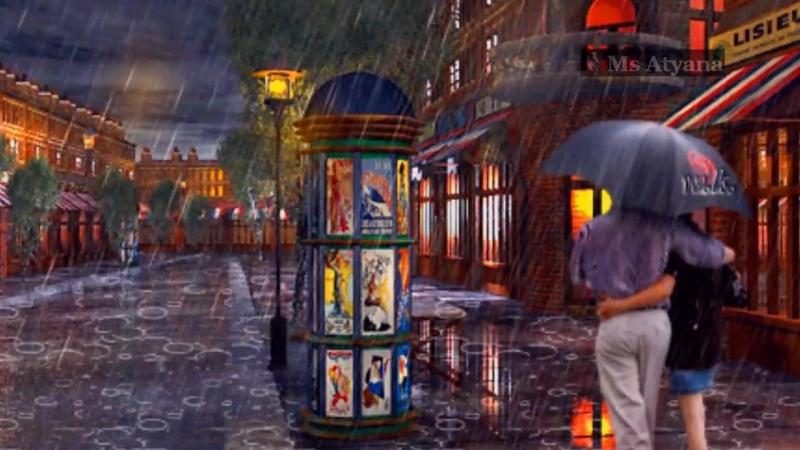 Ретро 70 е - ВИА Весёлые ребята - Варшавский дождь (клип)
