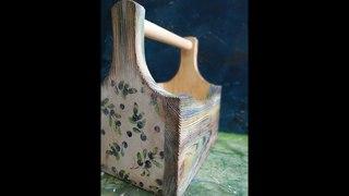 Винтажный браш. Как сделать гармоничный винтаж. Base of Art