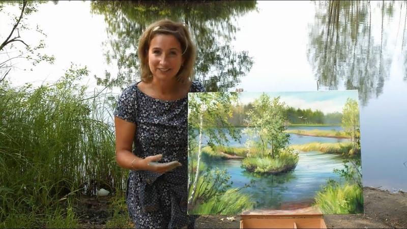 Пленэр на Медном озере » Freewka.com - Смотреть онлайн в хорощем качестве