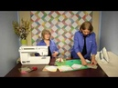 How to Make Quilting Quickly's Farmhouse Favorite Quilt: Learning To Piece Triangles