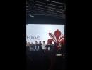 Дэниел на вечеринке по случаю окончания съёмок второго сезона сериала «Медичи: Повелители Флоренции» в Риме, Италия | 05.12.17