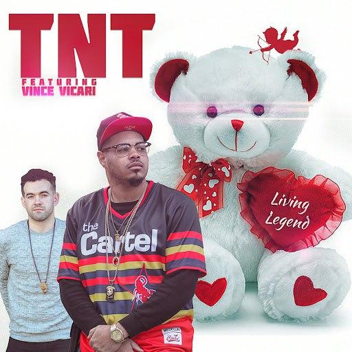 TNT альбом Living Legend