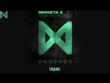 [Рус.саб][26.03.2018] MONSTA X - Lost in the Dream