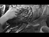 Sea Wolf Sculpture - Морской Волк Скульптура