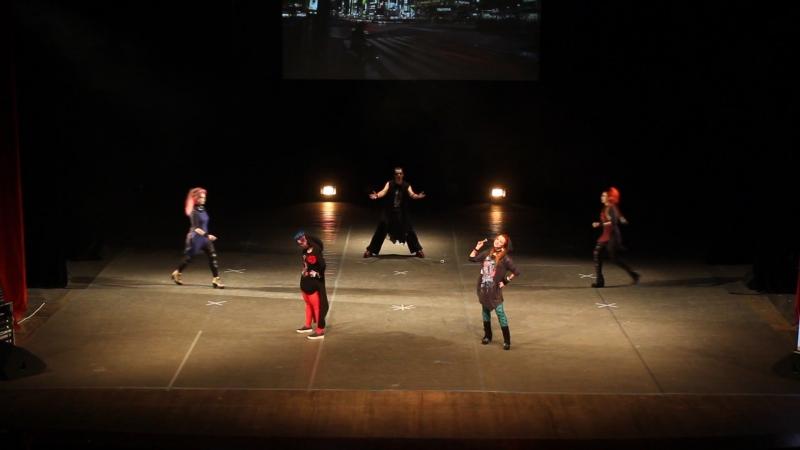 "Vkeishop - коллекция «Shibuya""8» (Москва) - FAP 2018. Festival of Asian Popular culture"