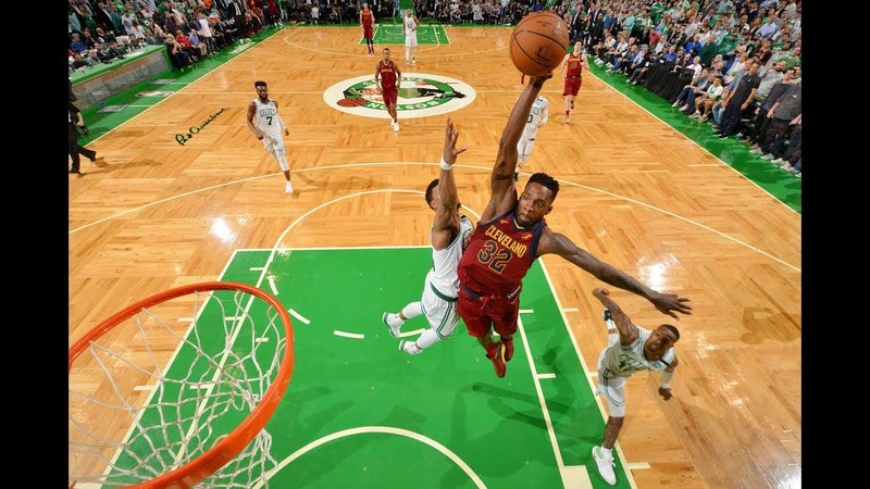 Jeff Green's Most Athletic Plays At The Rim From the 2017 2018 NBA Season NBANews NBA Cavaliers