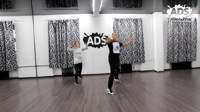 ANANKO DANCE SCHOOL_Choreo by Evgenii ANANKO_Tyga Justin Bieber - Wait For a Minute