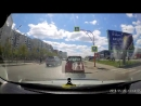 Чуть не сбил пешехода 20.05.18 (Инцидент Барнаул)