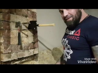 Топоры, ножи, лопата))