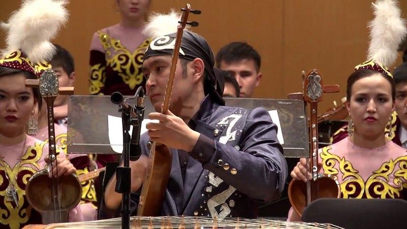 Дайдидау. Димаш Кудайберген. Концерт в Сербии. 2016 г. Koncert ansambla iz Kazahstana u Kolarcu izazvao višestruke ovacije!