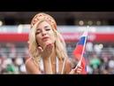 FiFa 2018 БОЛЕЛЬЩИЦА НАТАЛЬЯ НЕМЧИНОВА Готова раздеться если Россия победит