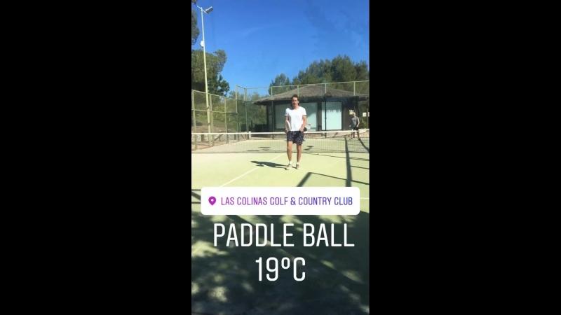 Las Colinas Golf, 17.04.2018