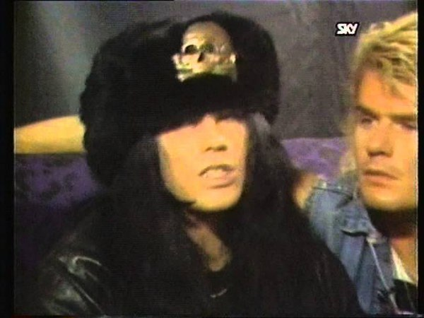 The Cult Interview New Music Show 23/09/87