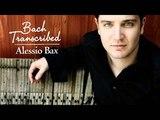 Johann Sebastian Bach - Siciliano from the Flute Sonata in Eb major | Alessio Bax
